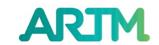 Logo de l'entreprise ARTM