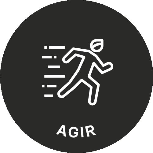 Icon pour Agir