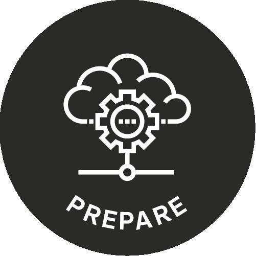 Icon for Prepare