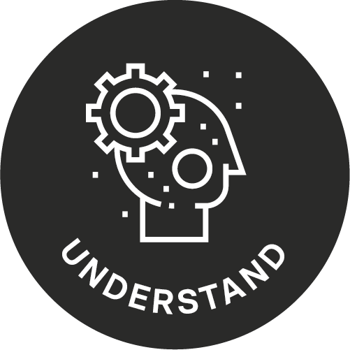 Icon for Understand