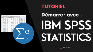 Présentation vidéo du tutoriel du logiciel IBM SPSS Statistics